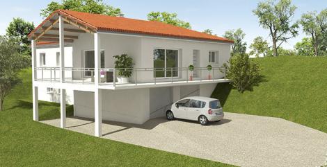 Maison Lot