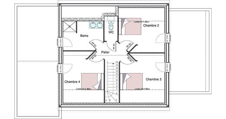Plan Maison Granges