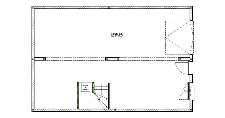 Plan Maison Lemboulas
