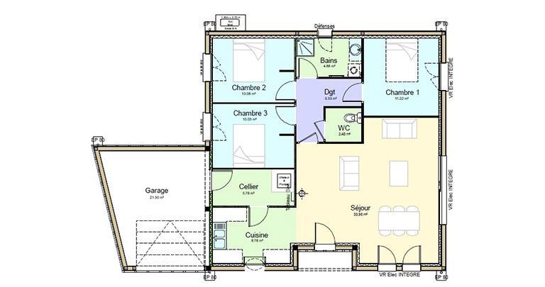 Plan Maison Siniq