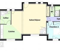 Plan Maison Cele
