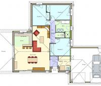 Plan Maison Dadalouze