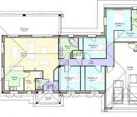 Plan maison Doire