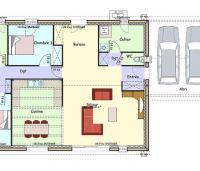 Plan Maison Dordogne