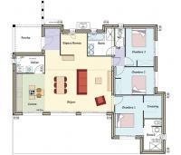 plan maison dourbie