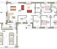 Plan Maison Liamou