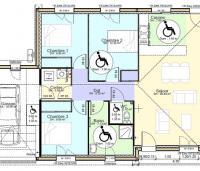 plan maison mars