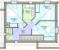 Plan Maison Pradal