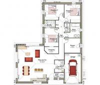 Plan Maison Virenque
